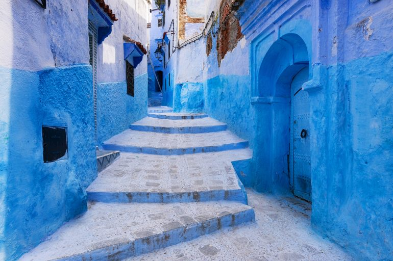 Mit dem Reisemobil durch Marokko