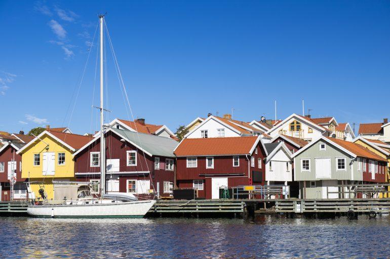 Natur pur – Camping in Schweden